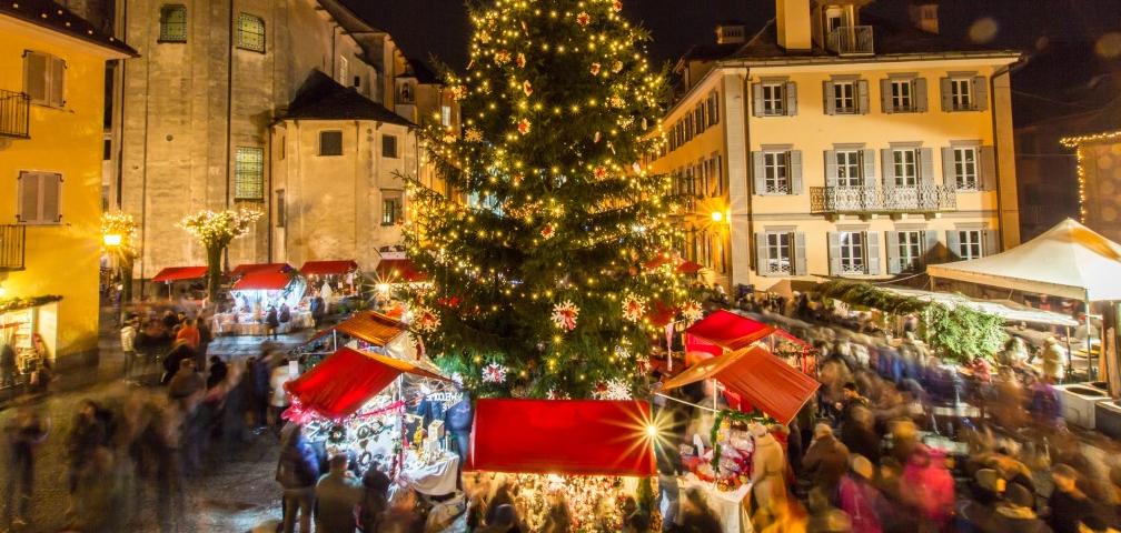 Immagini Di Mercatini Di Natale.Mercatini Di Natale Di Santa Maria Maggiore Comune Di Santa Maria Maggiore